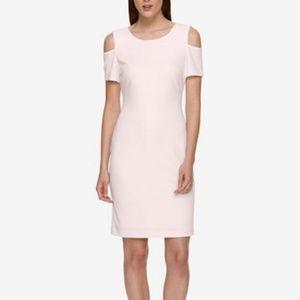 Tommy Hilfiger's cold-shoulder dress